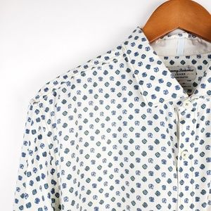 Tommy Bahama Shirts - Tommy Bahama Jeans casual button up size XL